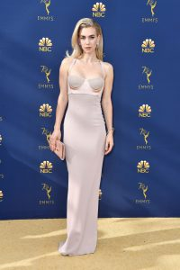 Vanessa Kirby rochie Tom Ford