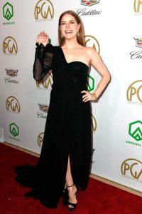Amy Adams in rochie Dundas