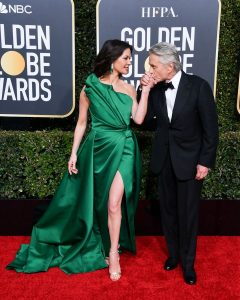 Catherine Zeta Jones si Michael Douglas