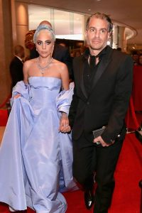 Lady Gaga si Christian Carino