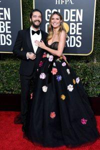 Tom Kaulitz si Heidi Klum