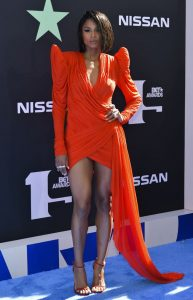 Ciara creatie Jean Paul Gaultier