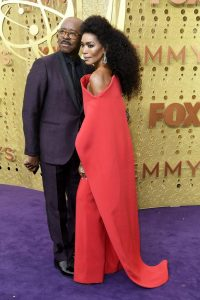 Angela Bassett si Courtney B Vance