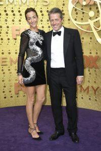 Hugh Grant si Anna Elisabet Eberstein