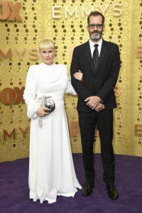 Patricia Arquette si Eric White