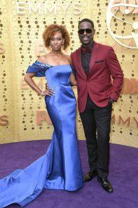 Ryan Michelle Bathe si Sterling K Brown