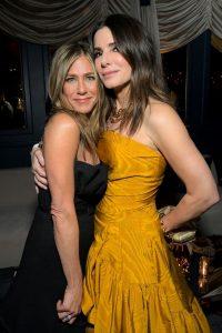 Jennifer Aniston si Sandra Bullock