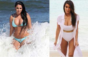 Myla Sinanaj – Kim Kardashian