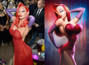 Pixee Fox – Jessica Rabbit