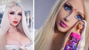 Valeria Lukyanova – Barbie